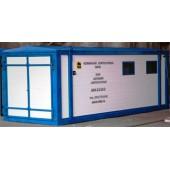 Блок-контейнер компрессорный (БКК) производства ЧКЗ