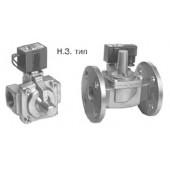 2/2 клапан тарельчатого типа для различных сред серии VXP21/22/23