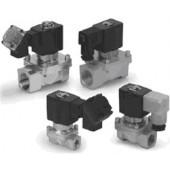 2/2 клапаны диафрагменного типа для различных сред серии VXZ22/23