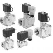 2/2 клапан диафрагменного типа для различных сред серии VXD21/22/23