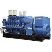 Стационарная генераторная установка  SDMO